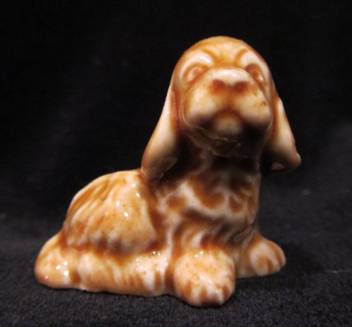 Puppy (Red Rose Tea/Wade Figurine, American Series #2 1985-1994)