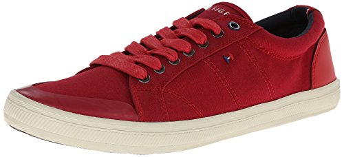 Tommy Hilfiger Men's Russell2, Red, 13 M US