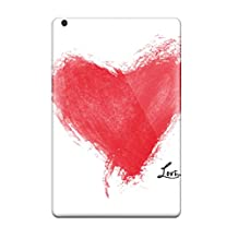 Jack Anderson BMzNUTr20357RQrVx Case For Ipad Mini/mini 2 With Nice Handmade Love Drawing Red Heart White Hearts Romantic Vday February Lovers Valentines Holiday Valentines Day Appearance