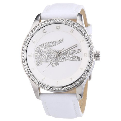 Lacoste Victoria Leather - White Women's watch #2000819