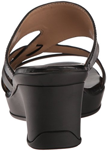 Sandalo Con Zeppa Vivy Donna Naturalizer Nera