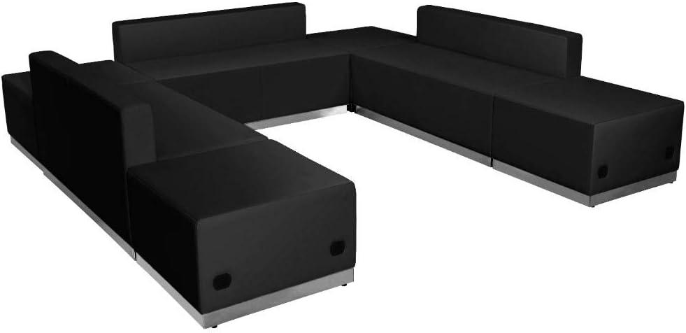 Flash Furniture Sofas, Black