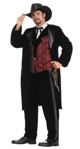 [Gun Slinger Costume - Medium] (Deluxe Gunslinger Costume)