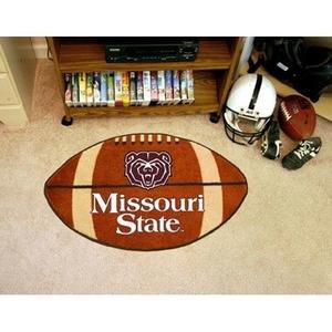 - Fanmats Missouri State University Football Rug - 3402