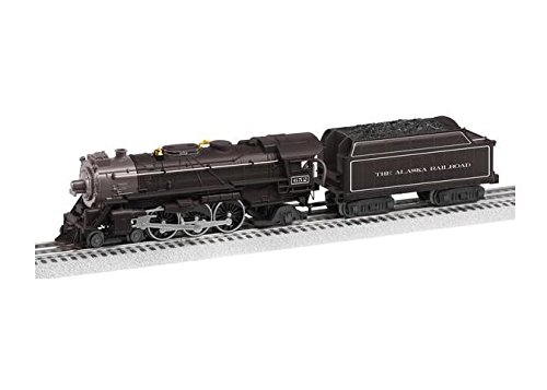 (Lionel Alaska 4-6-2 Pacific-Style Steam Locomotive)