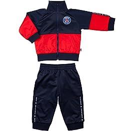 PARIS SAINT GERMAIN Survêtement PSG - Collection Officielle Taille bébé garçon