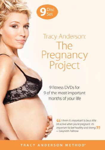 Tracy Anderson: The Pregnancy Project (Anderson Exercise Dvd)