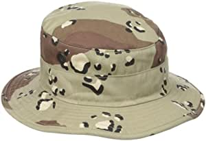 Propper Men's 60C/40P Twill Boonie, 6 Color Desert, 7
