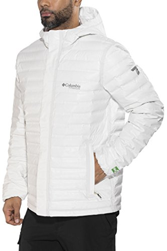 Columbia OutDry Ex Eco Jacket Men white 2017 winter jacket White Undyed