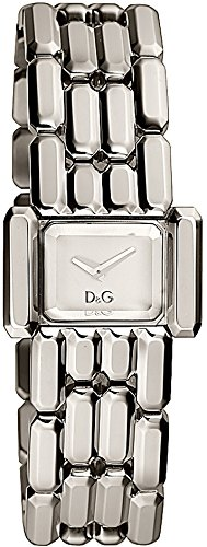 Dolce & Gabbana Aristocratic Silver-tone Mirrored Dial Women's Watch #DW0470 (Bracelets Dolce Gold Gabbana)