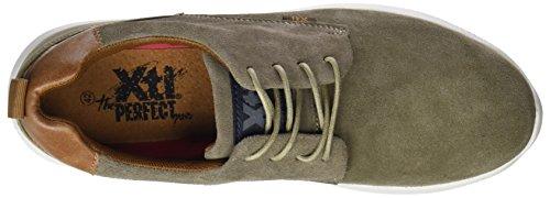 Para De Cordones Hombre taupe Marrón Xti Zapatos 47173 Derby RqwOEXt