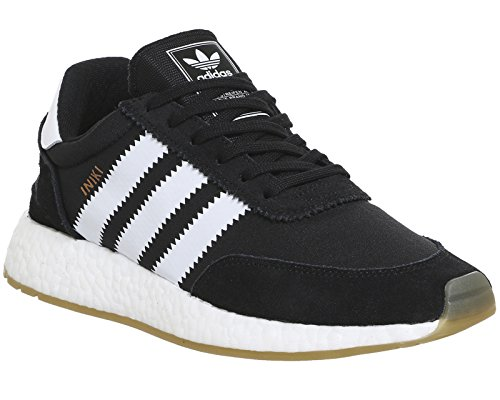 adidas Men Iniki Runner Fitness Shoes, Grey Black (Negbas/Ftwbla/Gum3 000)