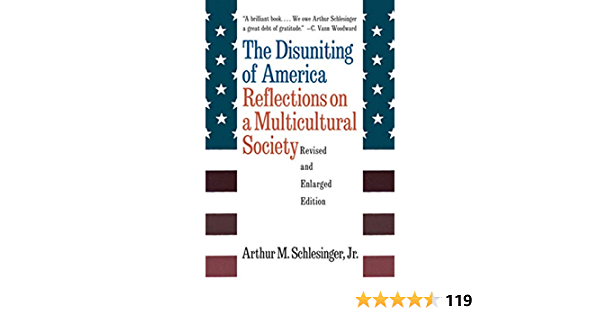 The disuniting of america thesis analysis paper thesis examples