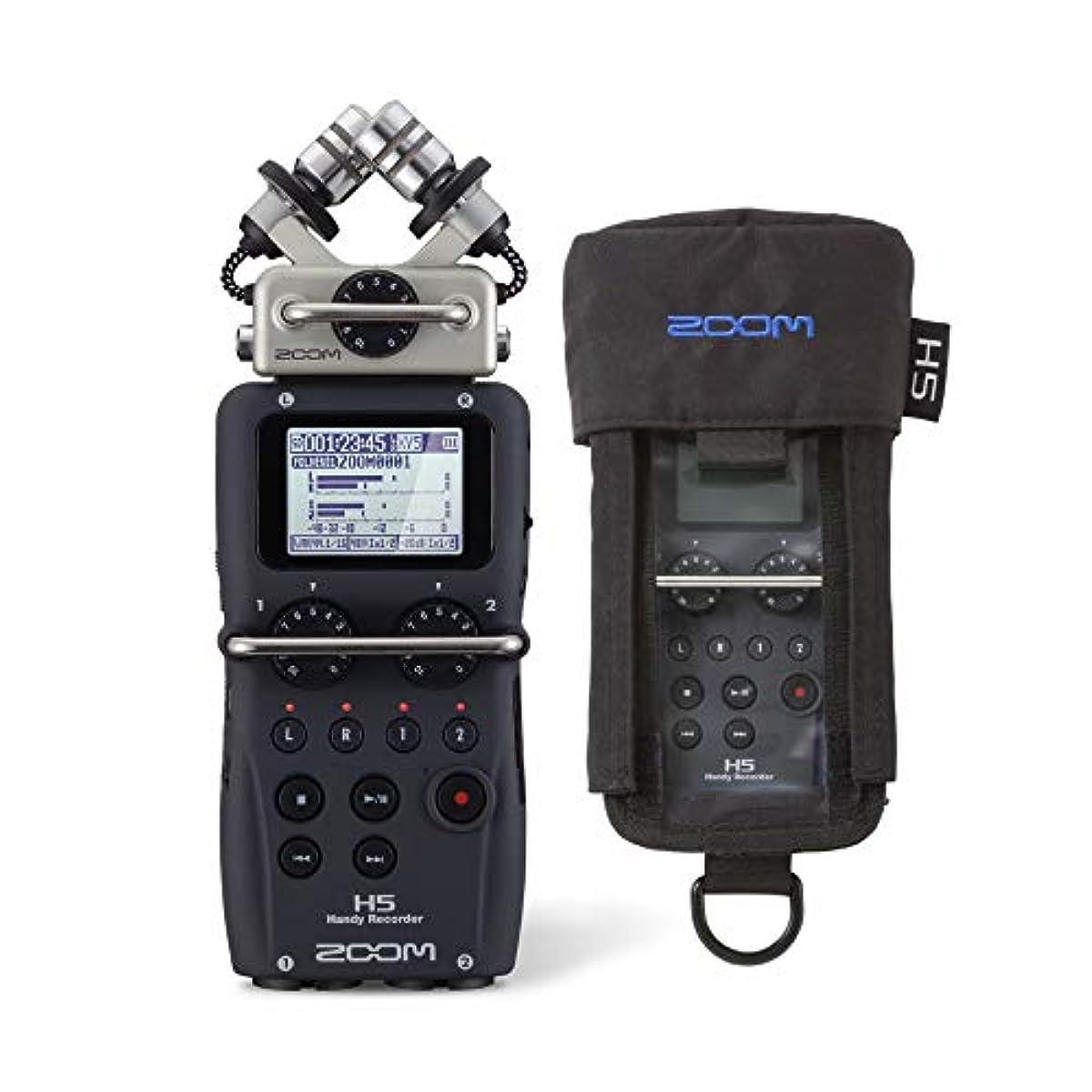 [해외] ZOOM H5 핸디 레코더 전용 프로 테크 T부케이스부착