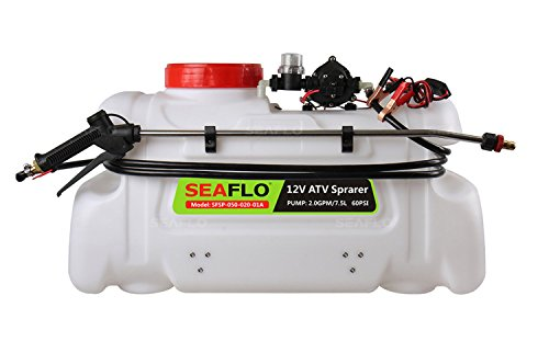 Seaflo ATV Spot Sprayer - 12 Volt, 2.2 GPM, 13 Gallon