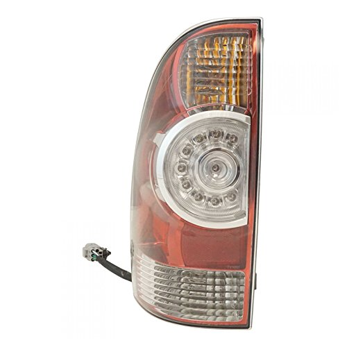 Rear Brake Taillamp Taillight Light Lamp Driver Left LH for 08-13 Tacoma Truck