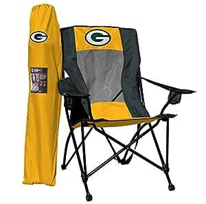 Amazon Com Rawlings Green Bay Packers High Back Chair
