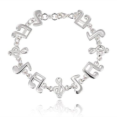 - Clearance ! Bracelet, Fitfulvan 2018 Women Girls Cute Arrow Dragonfly Handmade Leather Braid Fashion Bracelet Jewelry (Silver)