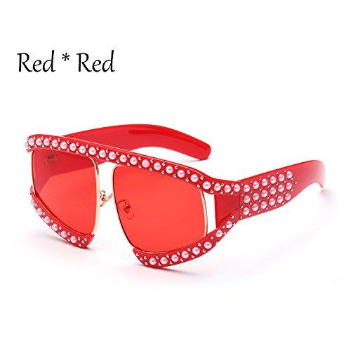 TL señoras mujer tonos gradiente G139 sol UV Sunglasses sol solar C12 gafas gafas de enormes de C13 Unas Protección rFnrgSAq8
