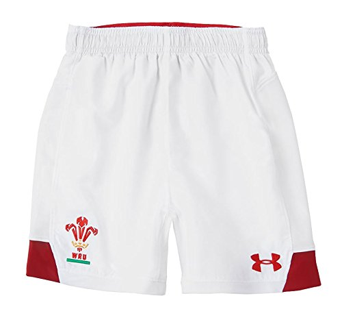 2018-2019 Wales Rugby Home WRU Supporters Shorts (White) for sale  Delivered anywhere in Canada