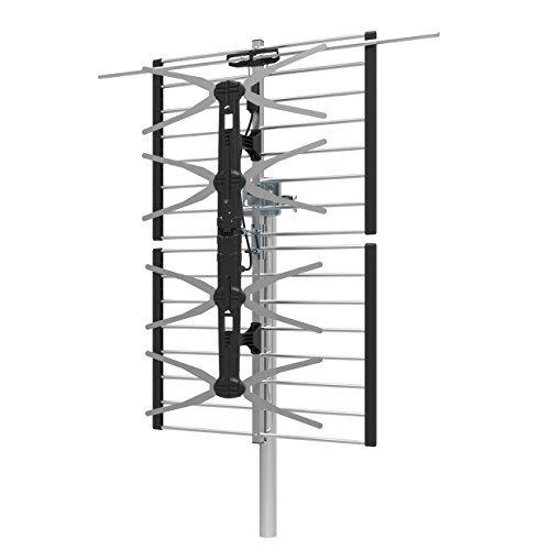 1byone Outdoor TV Antenna, 4-Bay Multi-Directional Outdoor/