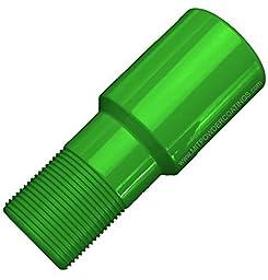 Bright Green Powder Coating 90+ Gloss Powder Paint (1 lb)