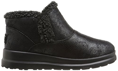 Women's Toes Skechers Cherish from Black Boot Tippy BOBS qwPXZEg