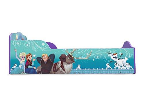 Delta Children Wood Toddler Bed, Disney Frozen by Delta Children (Image #4)