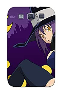 Exultantor Galaxy S3 Hybrid Tpu Case Cover Silicon Bumper Soul Eater