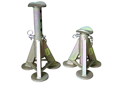 Ame International Jack Stands - 5-Ton Capacity (Each), Model# 14720