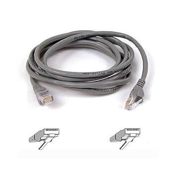 Belkin 6ft Cat6 UTP - Cable de Red (1,8 m, Cat6,