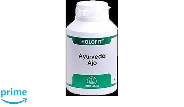 Holofit Ayurveda Ajo 50 Cápsulas de Equisalud: Amazon.es: Salud y cuidado personal