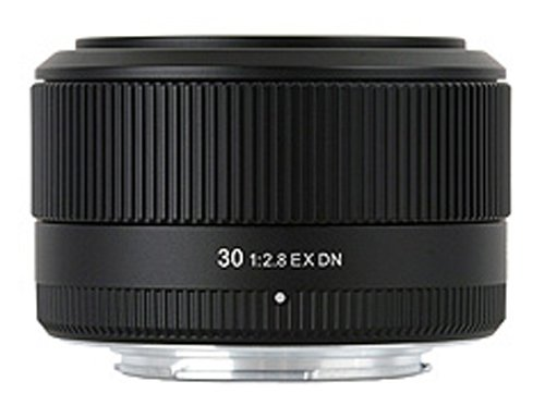 Sigma EX DN Lens for Sony E 330965 30mm F2.8 (Sigma 19mm F2 8 E Mount Review)