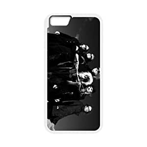 iPhone 6 Plus 5.5 Inch Cell Phone Case Covers White Tangerine Dream Frpr