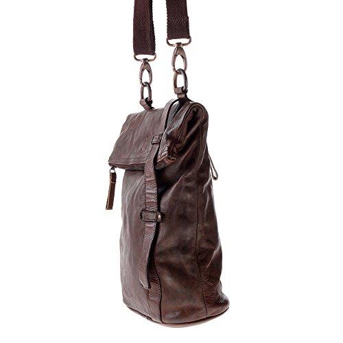 Dudu - Sac porté épaule - TImeless - Sac - Cocoa Marron - Homme