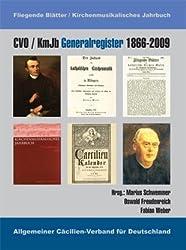 CVO/KmJb Generalregister 1866-2009