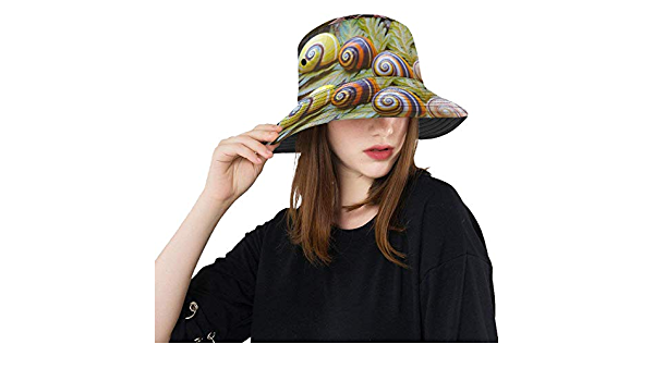 Unisex Bucket Hat Black Embroidery Polo Style Leisure Breathable