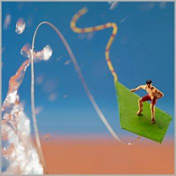 Carte Anniversaire Kitesurf.Holy Mackerel Carte De Vœux Haute Comme Une Kite Surf