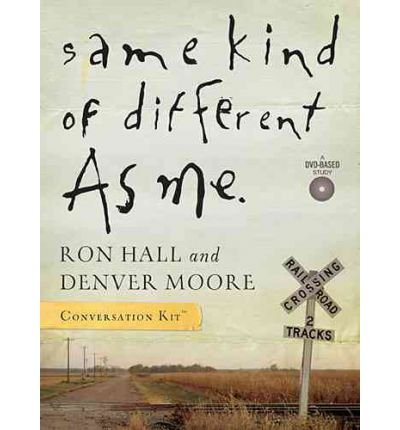 Same Kind of Different as Me DVD-Based Conversation Kit (Mixed media product) - Common