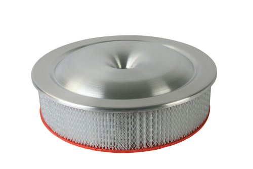 Moroso 65920 16″ Aluminum Air Cleaner with 7-5/16″ Neck