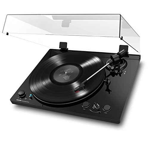 Akai Professional Belt Drive Turntable Bluetooth