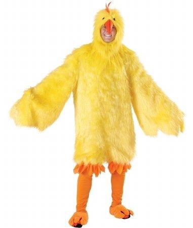 Buy funky chicken fancy dress - 9