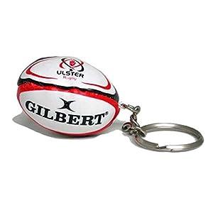 Gilbert Ulster Rugbyball Schlüsselanhänger