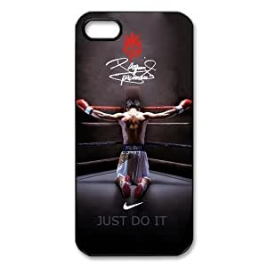 Vintage LOGO Manny Pacquiao Apple Iphone 5S/5 Case Cover Boxing Give Us