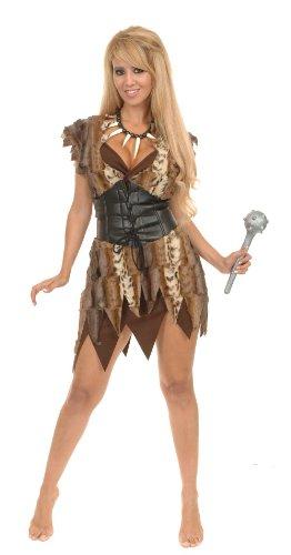 cave babe fancy dress - 2