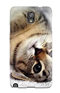 Cute High Quality Galaxy Note 3 Cute Kitten Looking At You Case
