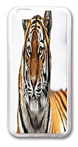 Hot Selling Top Quality 2014 New Style Phone Cases Design With King Cute White Tiger Snow Glass Running Tiger Fire Water Baby Mother Beat Gift For Cell Phone iPhone 6 No.14