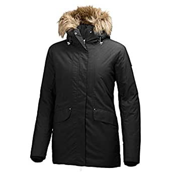 Helly Hansen Women's Eira Jacket, Black, X-Small