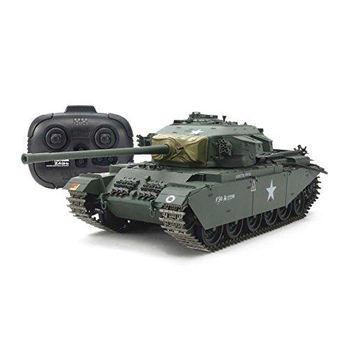 Tamiya America, Inc 1/25 British Tank Centurion Mk.III with Control Unit Kit, TAM56604