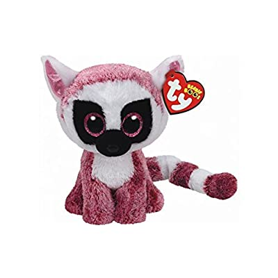 "TY Beanie Boos 6"" Leeann Lemur, Perfect Plush!: Toys & Games"